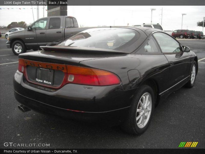 1996 Talon TSi Turbo Black