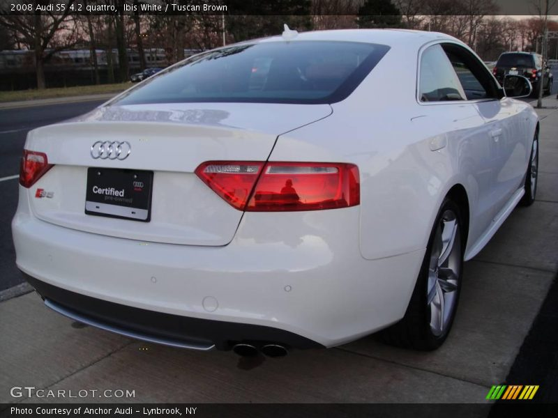 2008 audi s5 4 2 quattro in ibis white photo no 23536687. Black Bedroom Furniture Sets. Home Design Ideas