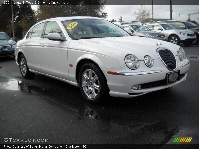 2004 jaguar s type 3 0 in white onyx photo no 23546696. Black Bedroom Furniture Sets. Home Design Ideas