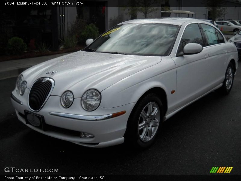 2004 jaguar s type 3 0 in white onyx photo no 23546756. Black Bedroom Furniture Sets. Home Design Ideas
