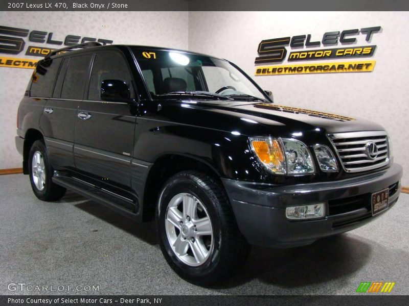 2007 lexus lx 470 in black onyx photo no 2365271 for G stone motors used cars