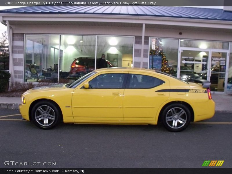 2006 dodge charger r t daytona in top banana yellow photo. Black Bedroom Furniture Sets. Home Design Ideas