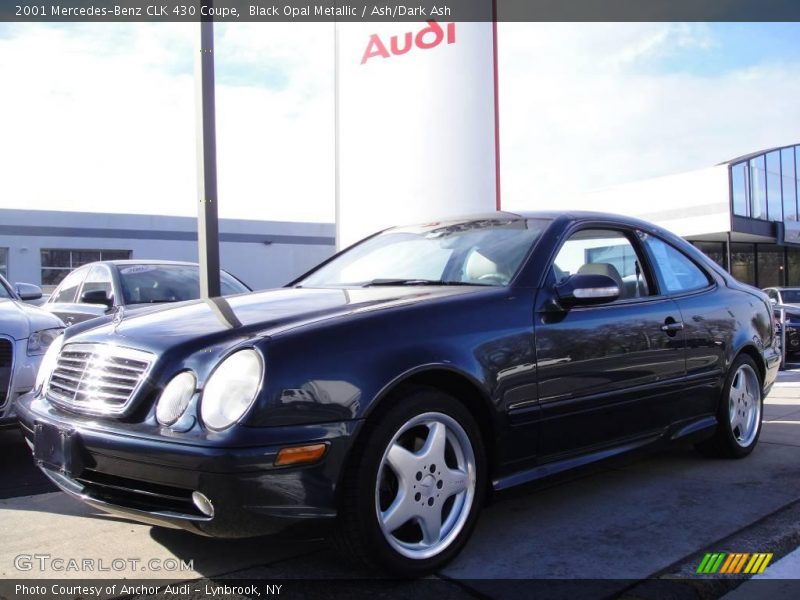 2001 mercedes benz clk 430 coupe in black opal metallic for 2001 mercedes benz clk430