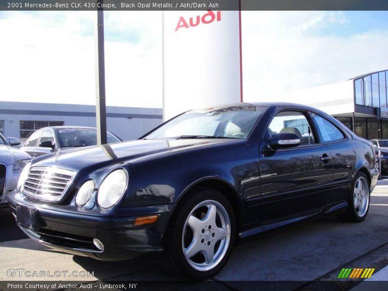 2001 mercedes benz clk 430 coupe in black opal metallic for Clk 430 mercedes benz