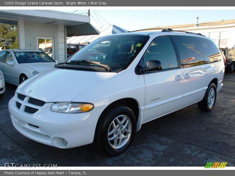 2000 dodge grand caravan sport in bright white photo no 24514864. Cars Review. Best American Auto & Cars Review