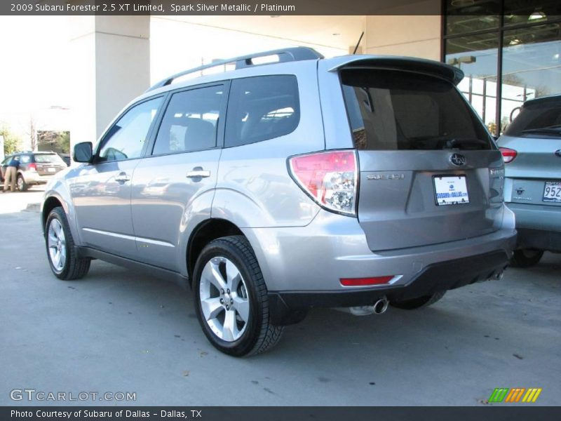2009 subaru forester 2 5 xt limited in spark silver. Black Bedroom Furniture Sets. Home Design Ideas
