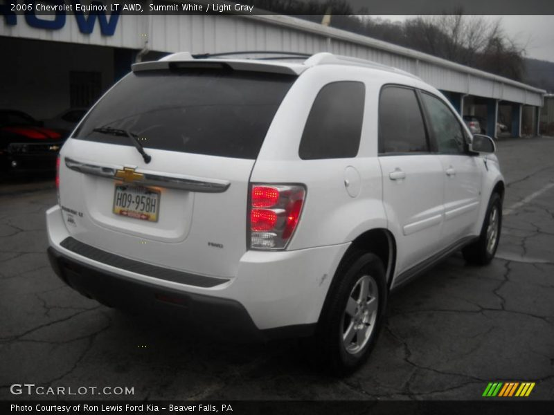 2006 chevrolet equinox lt awd in summit white photo no. Black Bedroom Furniture Sets. Home Design Ideas