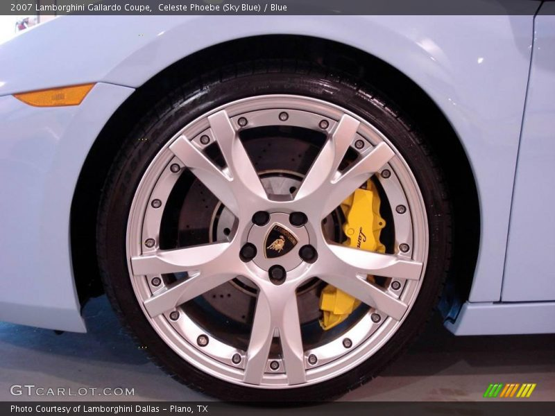 2007 Gallardo Coupe Wheel
