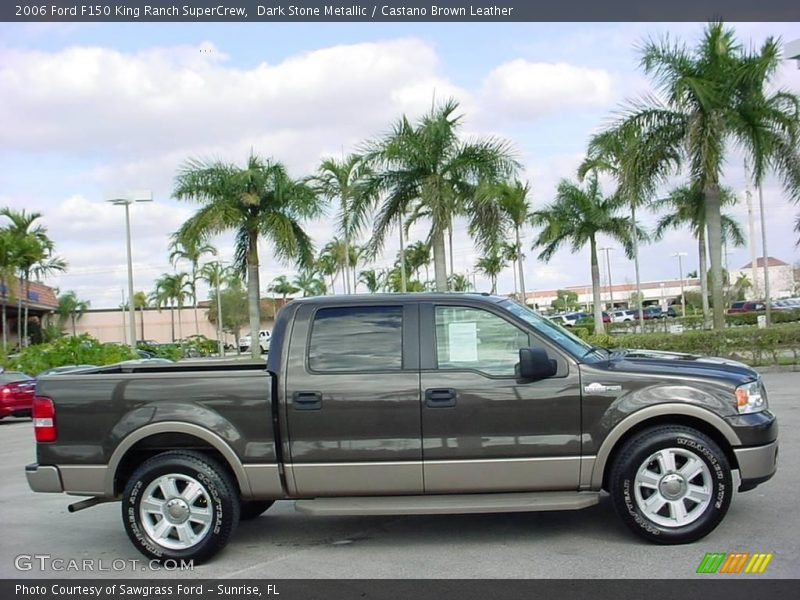 2006 ford f150 king ranch supercrew in dark stone metallic photo no 25406066. Black Bedroom Furniture Sets. Home Design Ideas