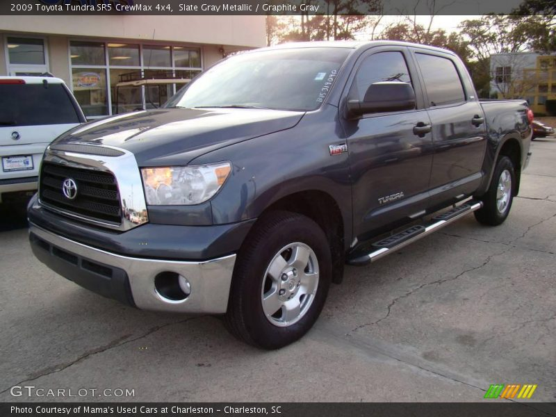 2009 toyota tundra sr5 crewmax 4x4 in slate gray metallic. Black Bedroom Furniture Sets. Home Design Ideas