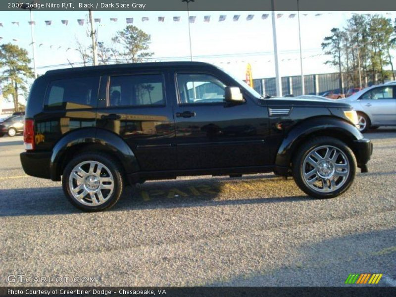 2007 dodge nitro r t in black photo no 26188212. Black Bedroom Furniture Sets. Home Design Ideas