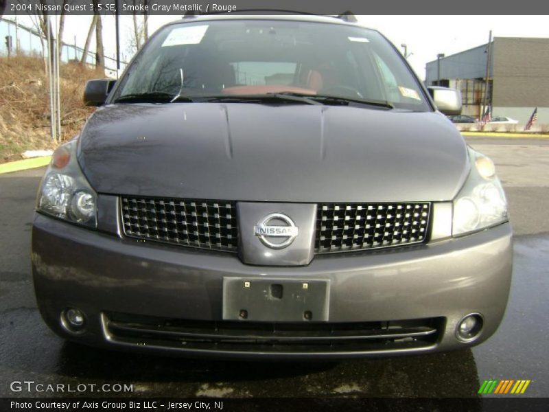 2004 nissan quest 3 5 se in smoke gray metallic photo no 26199764. Black Bedroom Furniture Sets. Home Design Ideas
