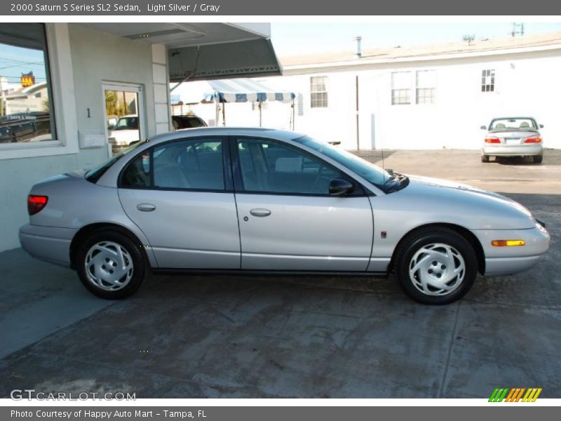 2000 saturn s series sl2 sedan in light silver photo no. Black Bedroom Furniture Sets. Home Design Ideas
