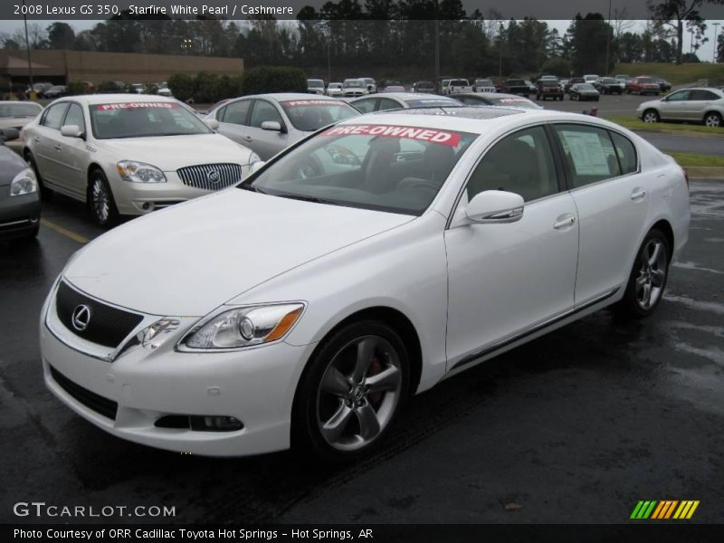 2008 lexus gs 350 in starfire white pearl photo no. Black Bedroom Furniture Sets. Home Design Ideas