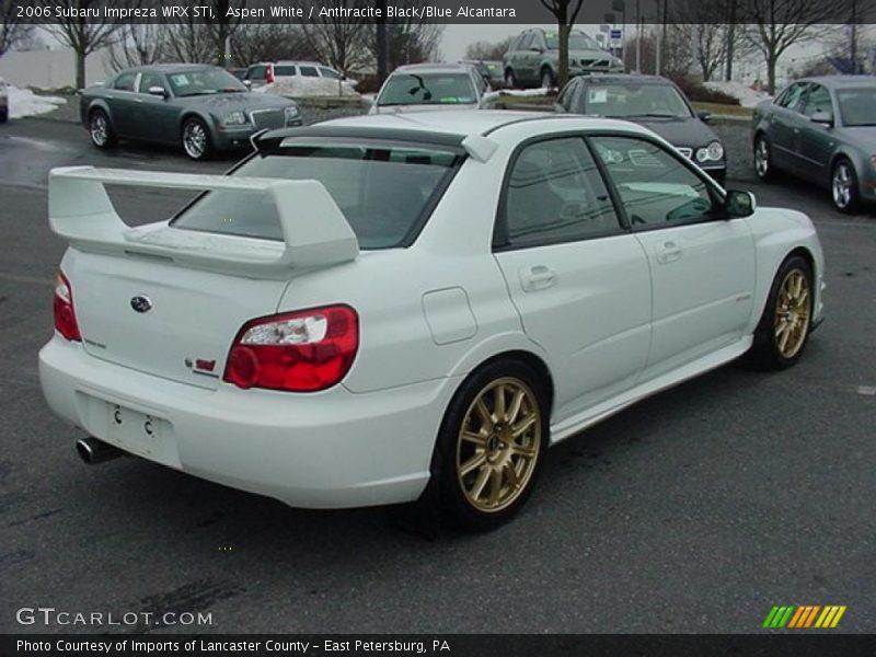 Aspen White Subaru Paint
