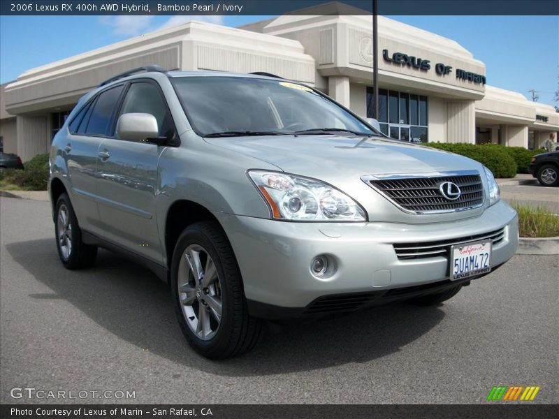 2006 lexus rx 400h awd hybrid in bamboo pearl photo no. Black Bedroom Furniture Sets. Home Design Ideas