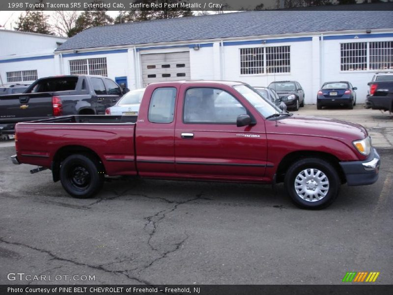 1998 toyota tacoma sr5 extended cab data info and specs. Black Bedroom Furniture Sets. Home Design Ideas