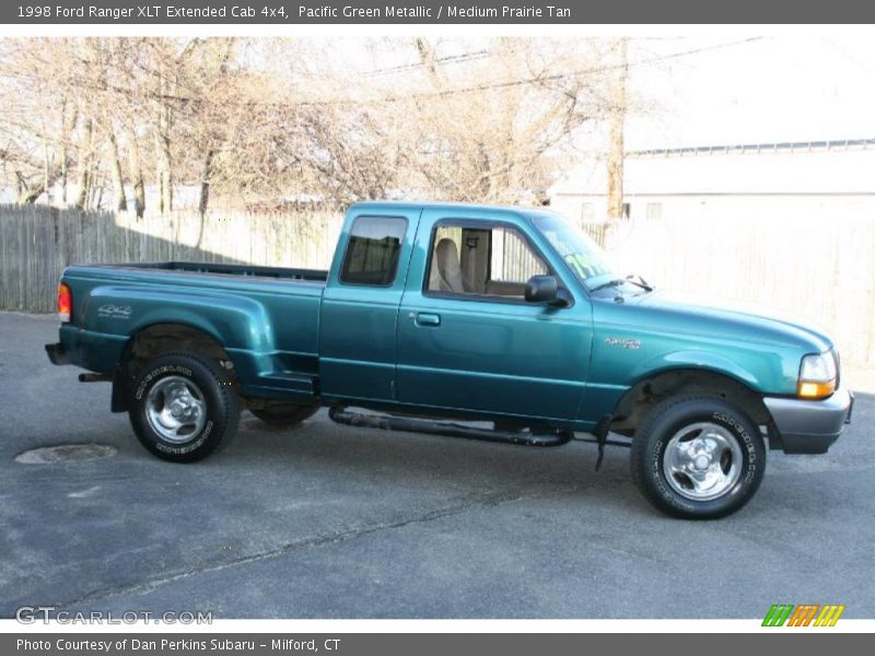 1998 ford ranger xlt extended cab 4x4 in pacific green metallic photo no 26887714. Black Bedroom Furniture Sets. Home Design Ideas