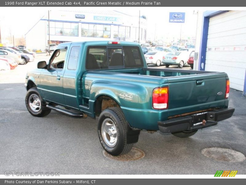 1998 ford ranger xlt extended cab 4x4 in pacific green metallic photo no 26887794. Black Bedroom Furniture Sets. Home Design Ideas
