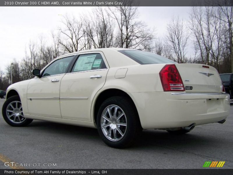 2010 chrysler 300 c hemi awd in cool vanilla white photo no 26946034. Black Bedroom Furniture Sets. Home Design Ideas