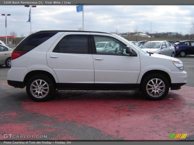 2006 buick rendezvous cx in frost white photo no 27500775. Cars Review. Best American Auto & Cars Review
