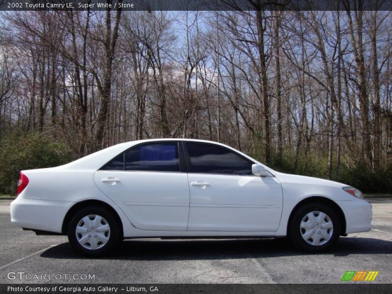 2002 toyota camry le in super white photo no 27526395. Black Bedroom Furniture Sets. Home Design Ideas