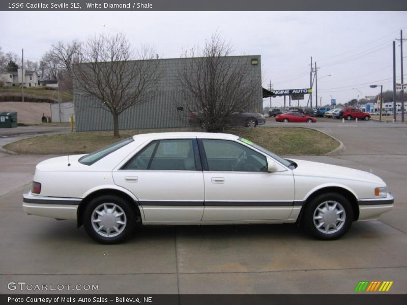1996 Cadillac Seville Sls In White Diamond Photo No