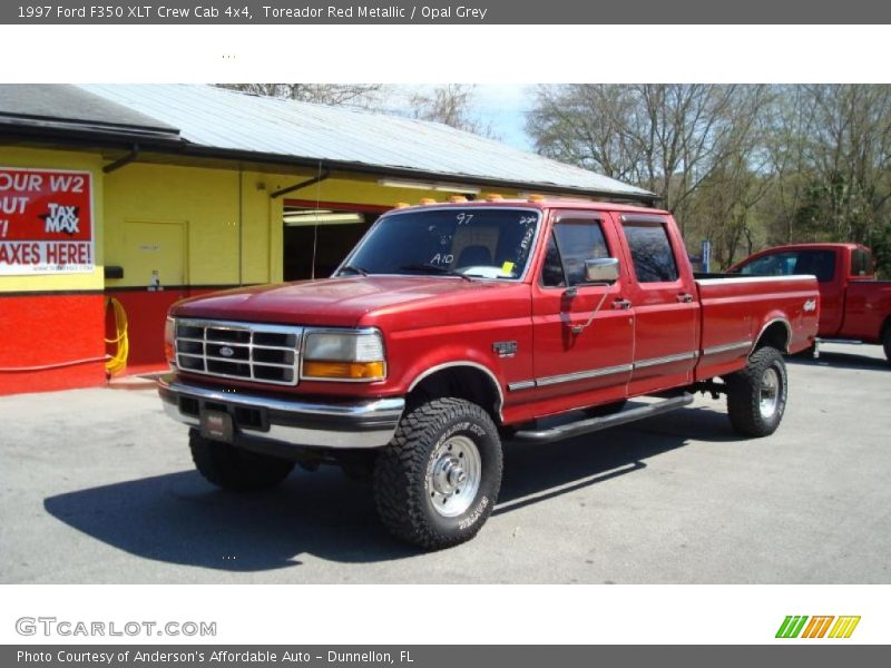 1996 7 F 250 350 Heavy Duty Crew Cab 4x4 With A 3 Stroke Best And The Last Of Square Body Series