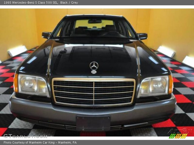 1993 mercedes benz s class 500 sel in black photo no for 1993 mercedes benz 500 class