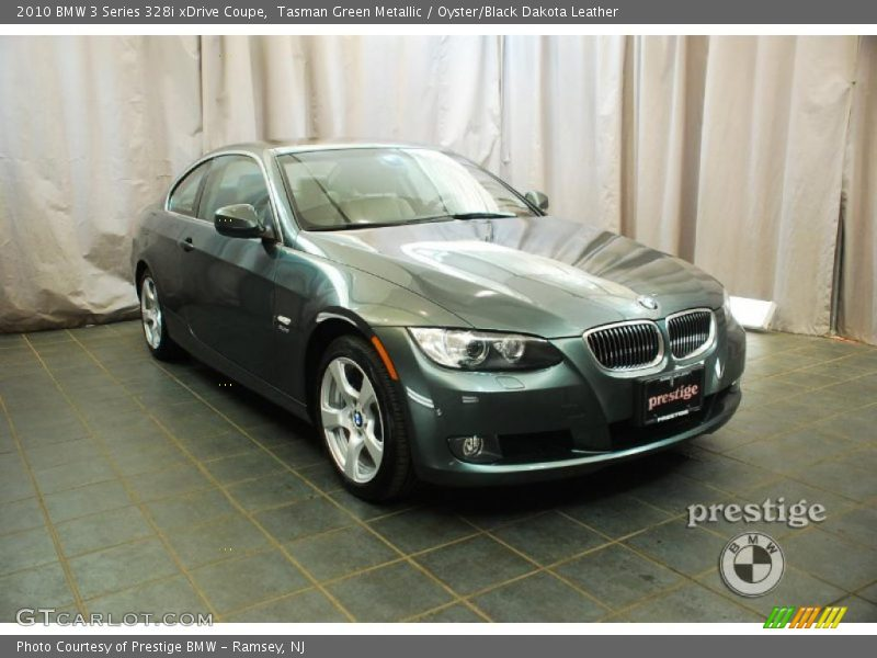 2010 bmw 3 series 328i xdrive coupe in tasman green. Black Bedroom Furniture Sets. Home Design Ideas