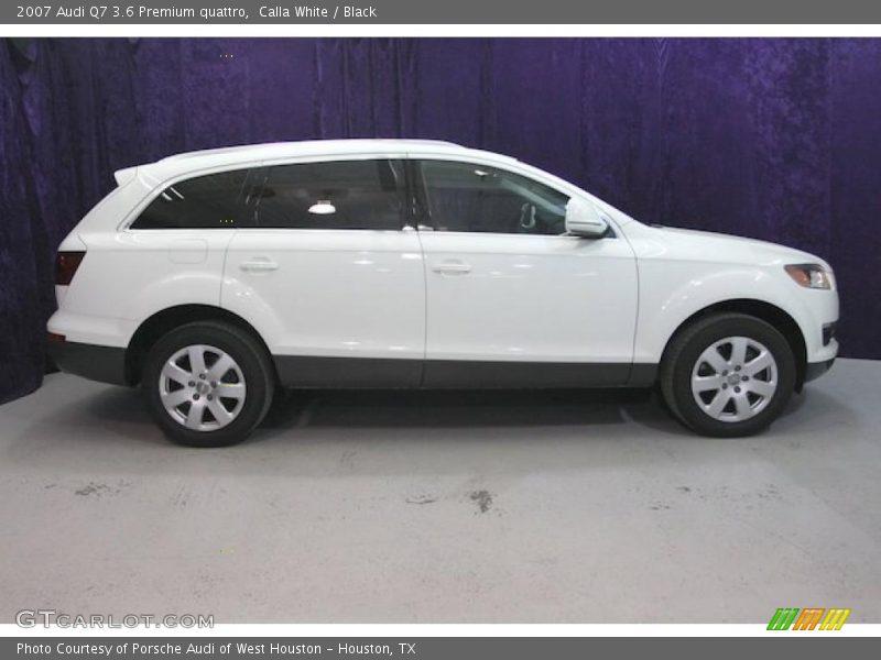2007 Audi Q7 3 6 Premium Quattro In Calla White Photo No