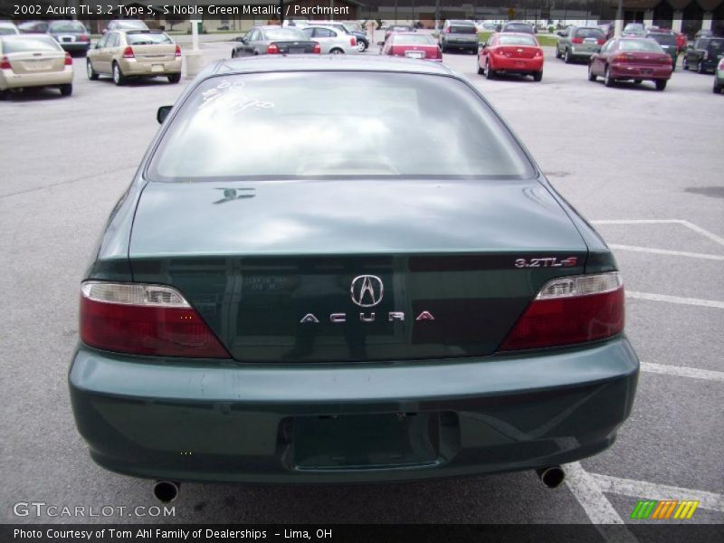 2002 acura tl 3 2 type s in s noble green metallic photo no 27792281. Black Bedroom Furniture Sets. Home Design Ideas