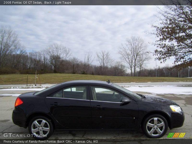2008 pontiac g6 gt sedan in black photo no 2799048. Black Bedroom Furniture Sets. Home Design Ideas