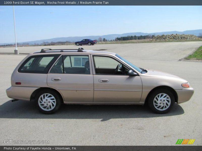 1999 ford escort se wagon in mocha frost metallic photo no 28052295 gtcarlot com gtcarlot com