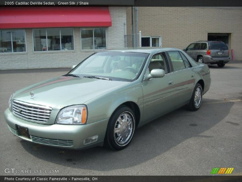 2005 cadillac deville sedan in green silk photo no. Cars Review. Best American Auto & Cars Review