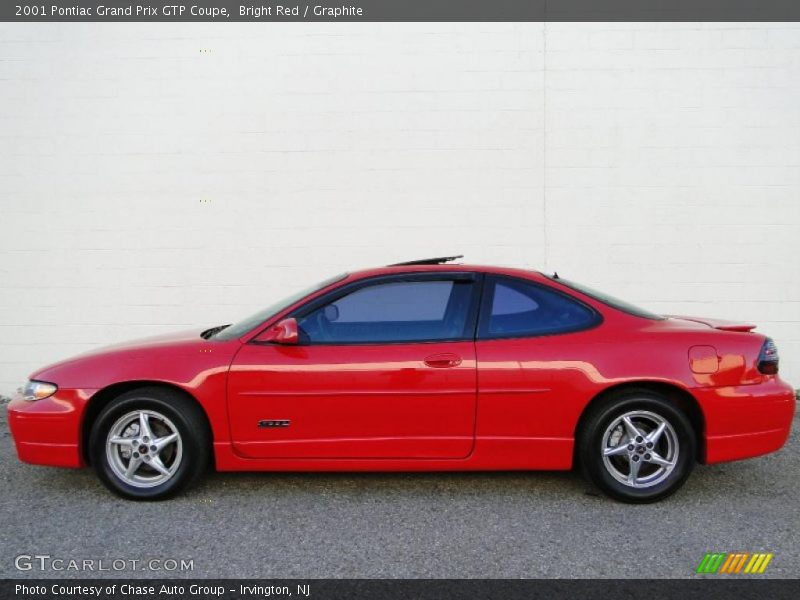2001 pontiac grand prix gtp coupe in bright red photo no 28445223 gtcarlot com gtcarlot com