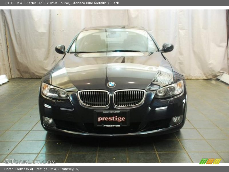 2010 bmw 3 series 328i xdrive coupe in monaco blue. Black Bedroom Furniture Sets. Home Design Ideas