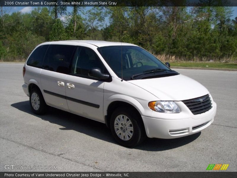 stone white medium slate gray 2006 chrysler town country photo 3. Cars Review. Best American Auto & Cars Review