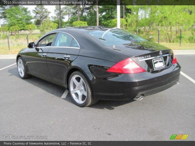 Black Mercedes Benz 2010 Black 2010 Mercedes Benz