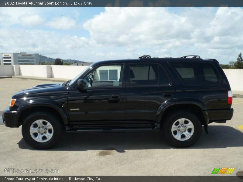 2002 toyota 4runner sport edition in black photo no 29241724. Black Bedroom Furniture Sets. Home Design Ideas
