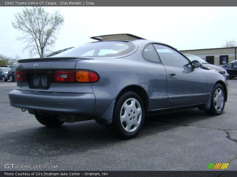 1992 toyota celica gt coupe in gray metallic photo no. Black Bedroom Furniture Sets. Home Design Ideas