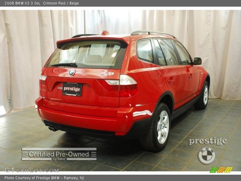 2008 bmw x3 in crimson red photo no 29374556. Black Bedroom Furniture Sets. Home Design Ideas