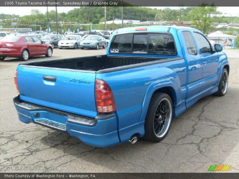 2005 toyota tacoma x runner in speedway blue photo no 29744082. Black Bedroom Furniture Sets. Home Design Ideas