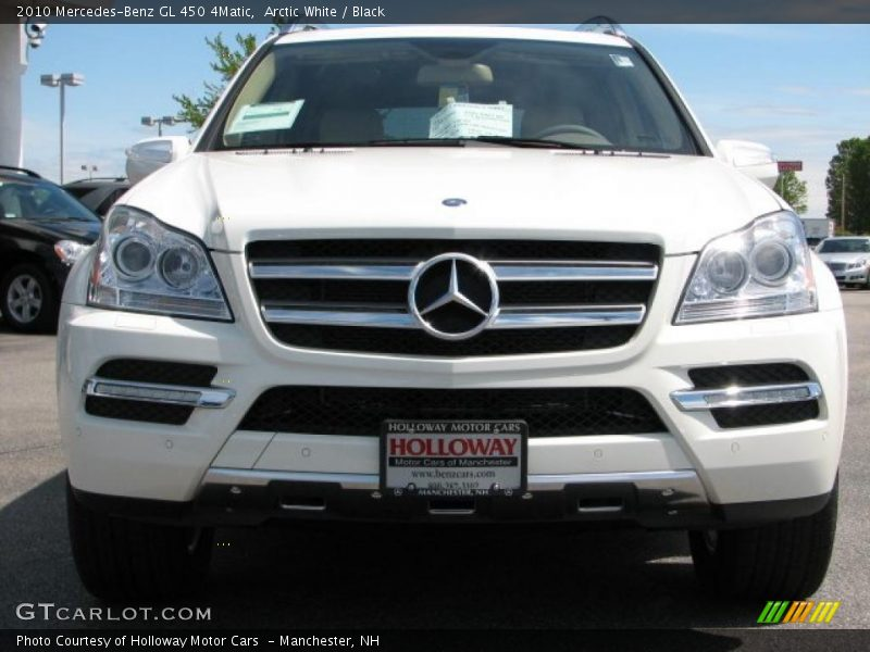 2010 mercedes benz gl 450 4matic in arctic white photo no. Black Bedroom Furniture Sets. Home Design Ideas