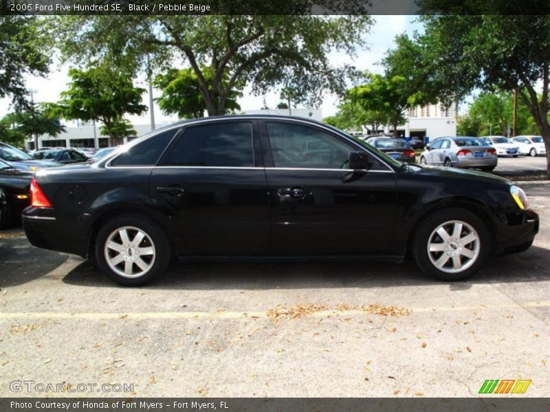 2006 ford five hundred se in black photo no 29781454. Cars Review. Best American Auto & Cars Review