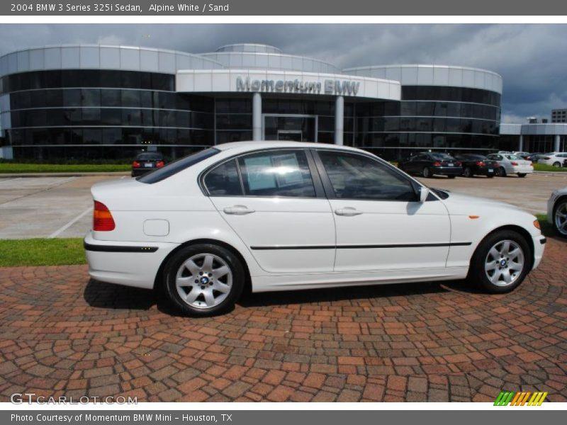 2004 bmw 3 series 325i sedan in alpine white photo no. Black Bedroom Furniture Sets. Home Design Ideas