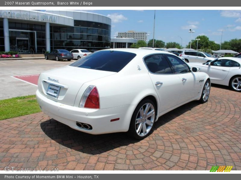 2007 maserati quattroporte in bianco white photo no 30480193. Black Bedroom Furniture Sets. Home Design Ideas