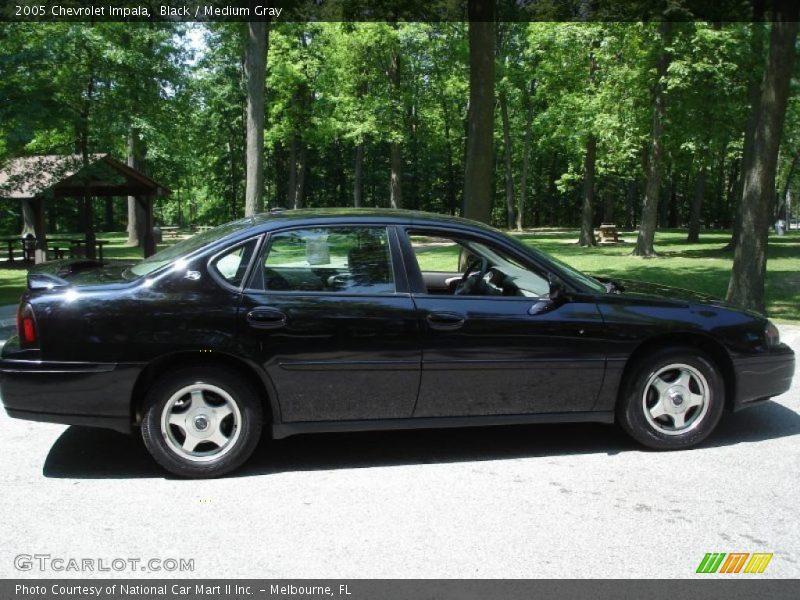 2005 chevrolet impala in black photo no 30683614. Black Bedroom Furniture Sets. Home Design Ideas