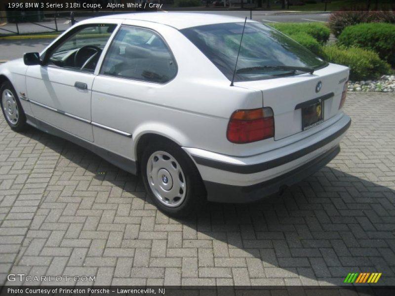 1996 bmw 3 series 318ti coupe in alpine white photo no 96 bmw 318ti specs 1996 bmw 318i convertible specs