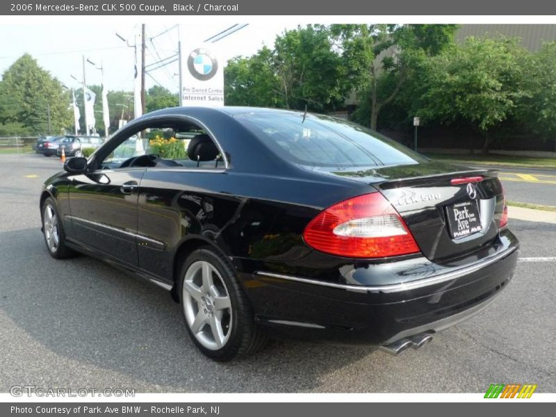 2006 mercedes benz clk 500 coupe in black photo no for 2006 mercedes benz clk 500